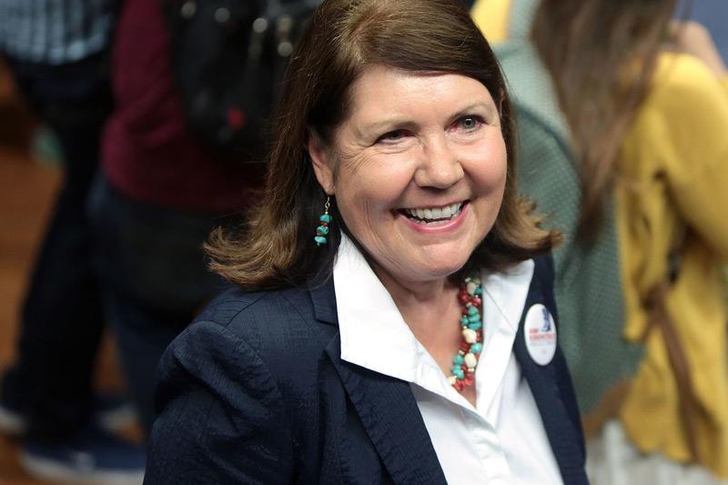 Ann Kirkpatrick Joins the 2016 Senate Race