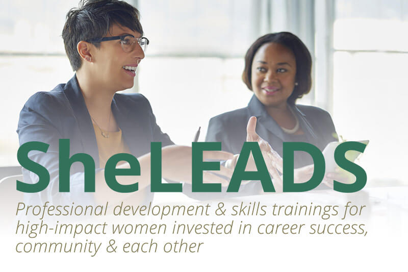 AWEE Arizona Women's Education and Employment SheLEADS Program for Professional Women