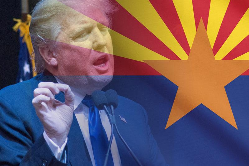 Donald Trump Impact on Arizona Senate Race