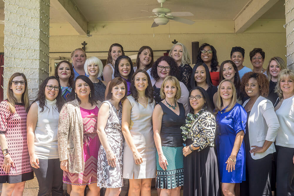 Arizona Women's Education Employment Graduating Class SheLEADS