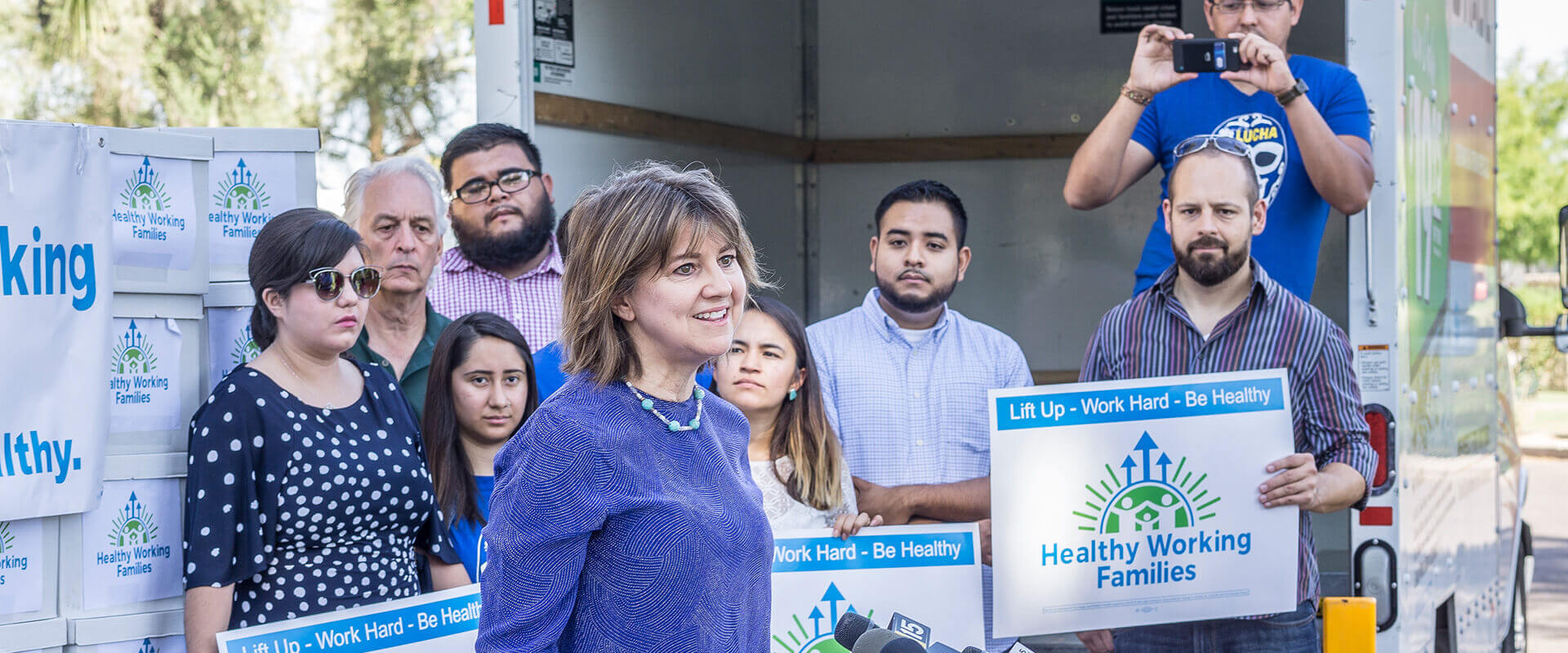 Brand Stories from Javelina-Prop 206 Arizona Healthy Working Families Coalition Speaks Out