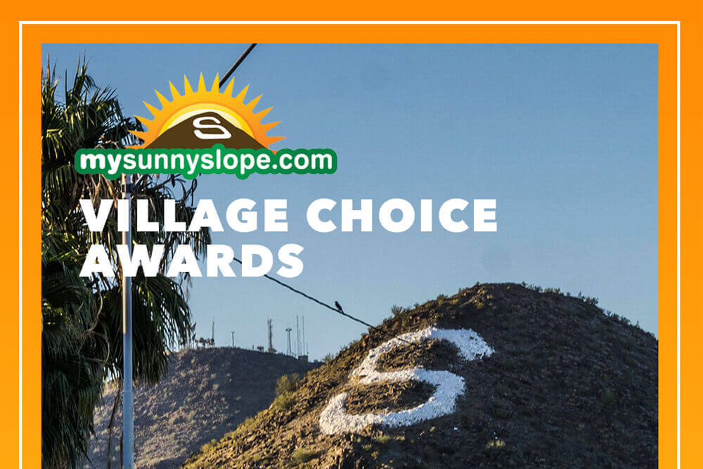 Sunnyslope Village Alliance Village Choice Awards