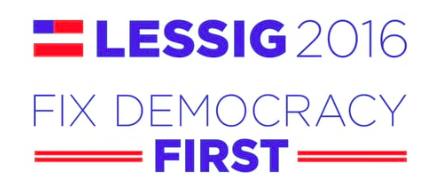 Presidential Branding-Lessig 2016