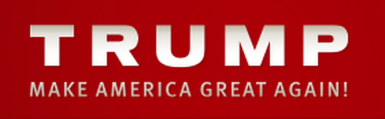 Presidential Branding-Trump 2016 Make American Great Again