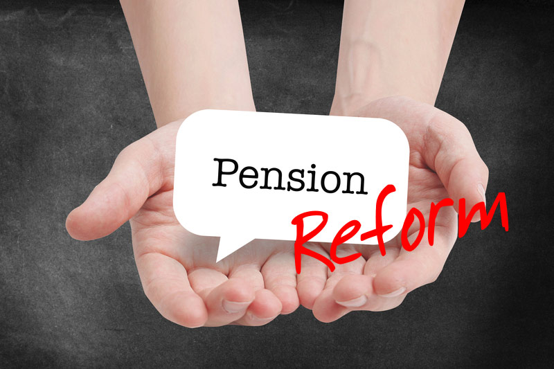 Pension Reform Needed to Control Employee Pension Costs