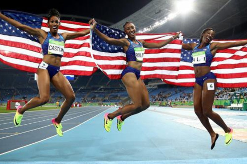 Podcast Coverage of 2016 Olympics-US Women Win Medals
