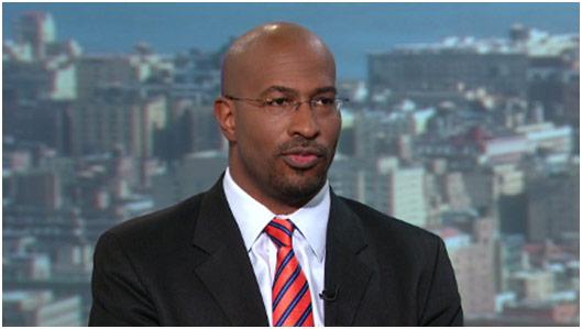 Politically Re-Active Interviews Political Advocate Van Jones