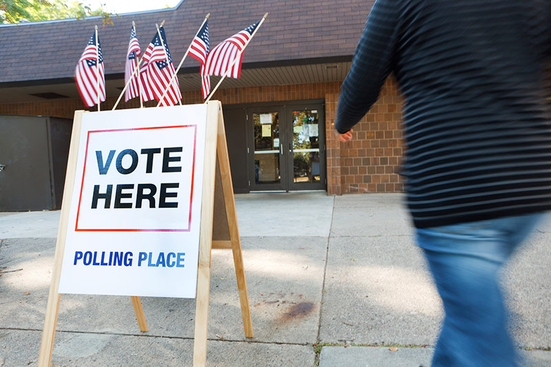 Voting in Arizona Elections and Political Trends