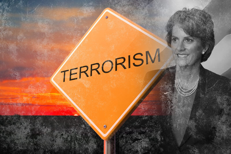 Wendy Rogers Controversial Political Ad Campaign is Criticized