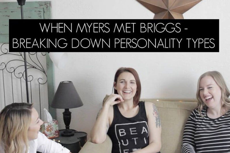 When Myers Met Briggs Podcast with Meredith and Kaila
