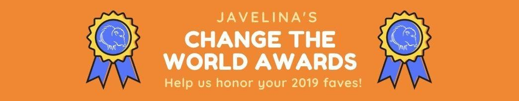 Change the World Awards Part 2: Best News Story of 2019